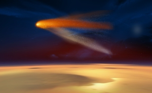 Comet-SidingSpring-Passing-PlanetMars-On-20141019-ArtistConcept-20140905