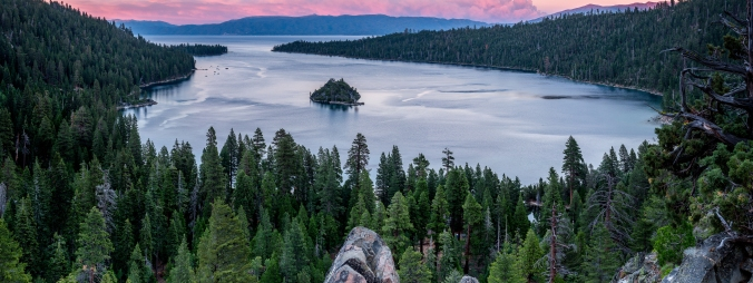 LAKE TAHOE_Golden_Hour_at_Emerald_Bay